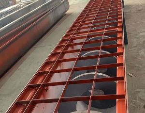 U-shaped screw conveyor
